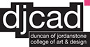 djcad logo black